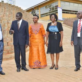 Prof. Peter Mugyenyi-Dr. Cissy Kityo Mutuluza
