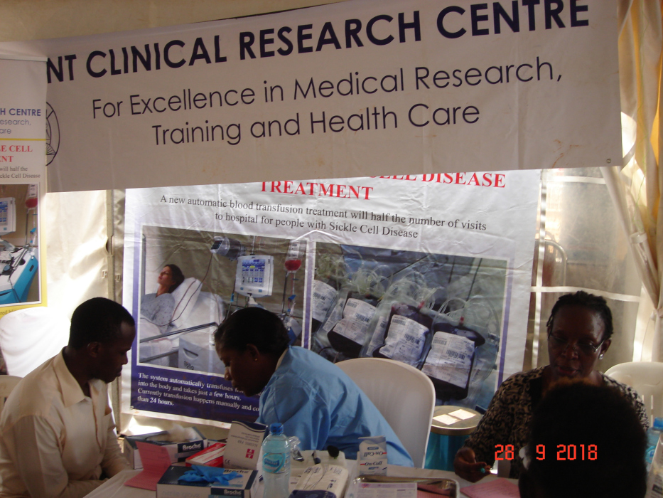 Joint Clinical Research Centre (JCRC) | For Excellence in